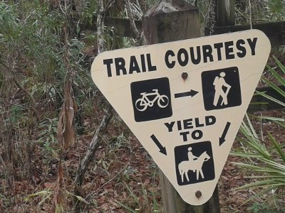 Trail Courtesy