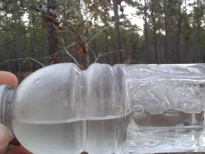 Frozen Water Bottles